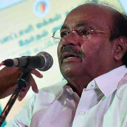 Ramadoss condemns on mullivaikal issue