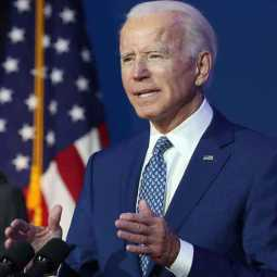 '' This is America's Day: This is Democracy Day '' - Joe Biden takes office!