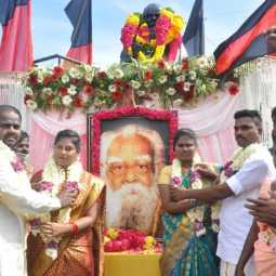 periyar 142 birthday celebration