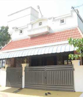 Raid in police home at erode