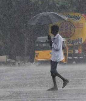 heavy rain in chennai