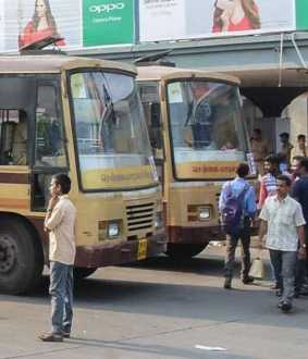 government bus employees tn govt