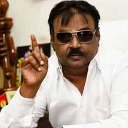 The PF amount due to the retirees of the State Transport Corporation should be paid immediately - DMDK Vijayakanth