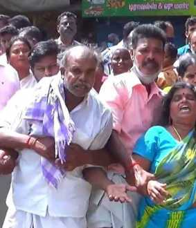 Newly married girl passes away in thiruvarur district near mannarkudi