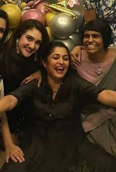 Actress RamyaKrishnan BirthDay Function