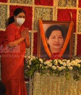 jayalalithaa birthday sasikala speech