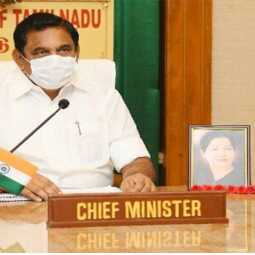 tn cm palanisamy write letter for pm narendra modi