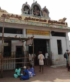 Order to consider and decide on the petition requesting to allow devotees in the swing festival of Melmalayanur Angalamman temple!