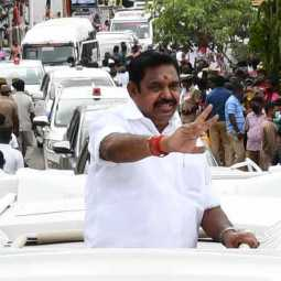 Edappadi palanisamy about MK stalin in erode election campaign