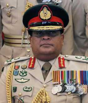 srilnkan army chief banned in america