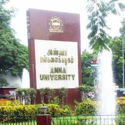 anna university circular professor jobs