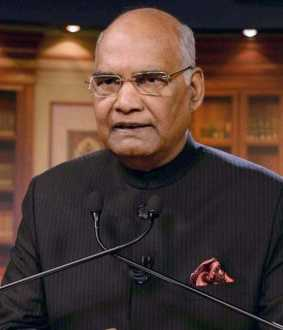president of india ram nath kovind health condition is improve say Rashtrapati Bhavan