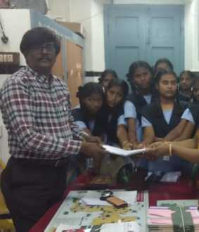 THIRUVANNAMALAI TASMAC SHOP SCHOOL STUDENTS PETITION FILE TO TAHSILDAR