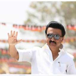 ELECTION CAMPAIGN DMK MKSTALIN