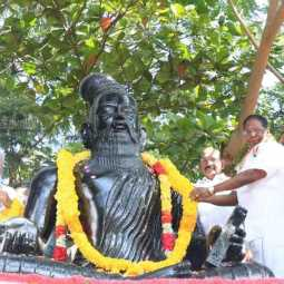 thiruvalluvar day celebrations in pudhucherry