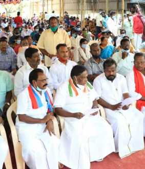 pondicherry minister waiting for governors call
