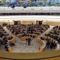UNITED NATION HUMAN RIGHTS COUNCIL
