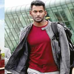 Action movie loss affair; Actor ordered to Vishal