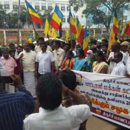 PMK 20% reservation; Petition to  the Municipal Commissioner