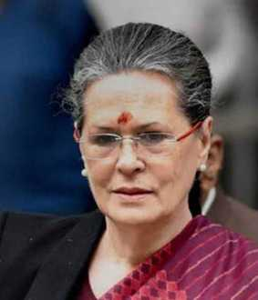 sonia gandhi may leave delhi for few days due to health issues