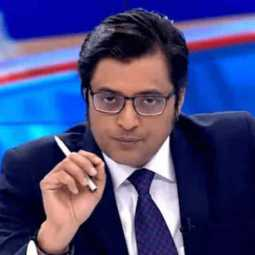 arnab goswami arrest and smriti irani statement