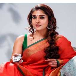 BJP PARTY HAS INVITE IN ACTRESS NAYANTHARA