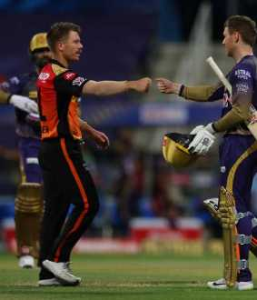 ipl cricket match for today kolkata knight riders vs  sun risers hyderabad teams s
