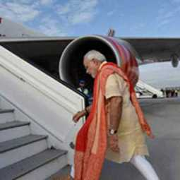 Prime Minister Modi leaves for Chennai ...
