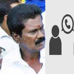 AIADMK to scare Union Engineer by insulting his own party MLA