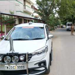 VELLORE Businessman's house robbed ... THIS ISSUE HIDDEN POLICE