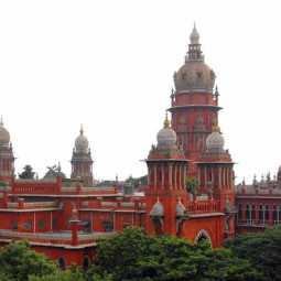 THIRUVALLURVAR UNIVERSITY GOVERNOR CHENNAI HIGH COURT