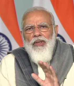 PM Modi speech during virtual meeting with CMs on COVID19