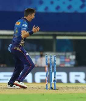 ipl cricket Mumbai Indians won by 13 runs