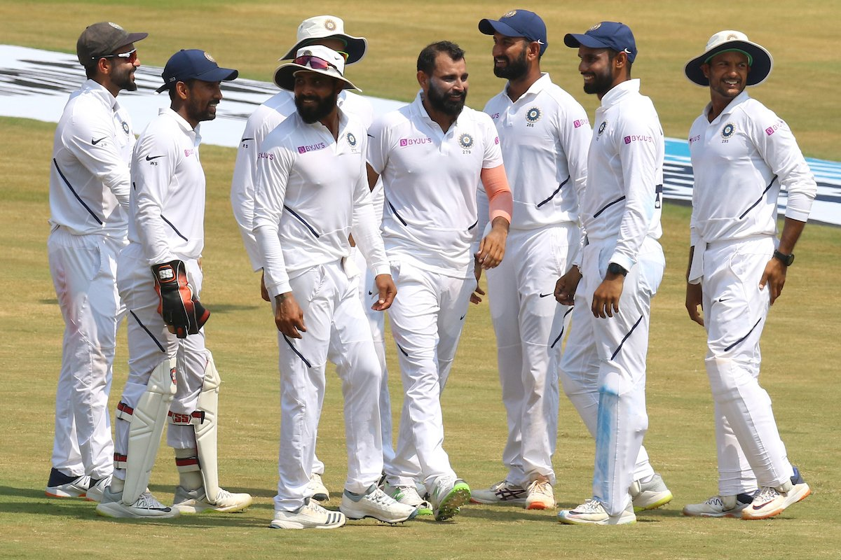india vs south africa first test match india win