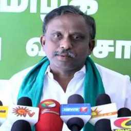 PR Pandian condemned