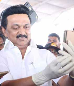 Stalin's election campaign in Tuticorin ... (Pictures)