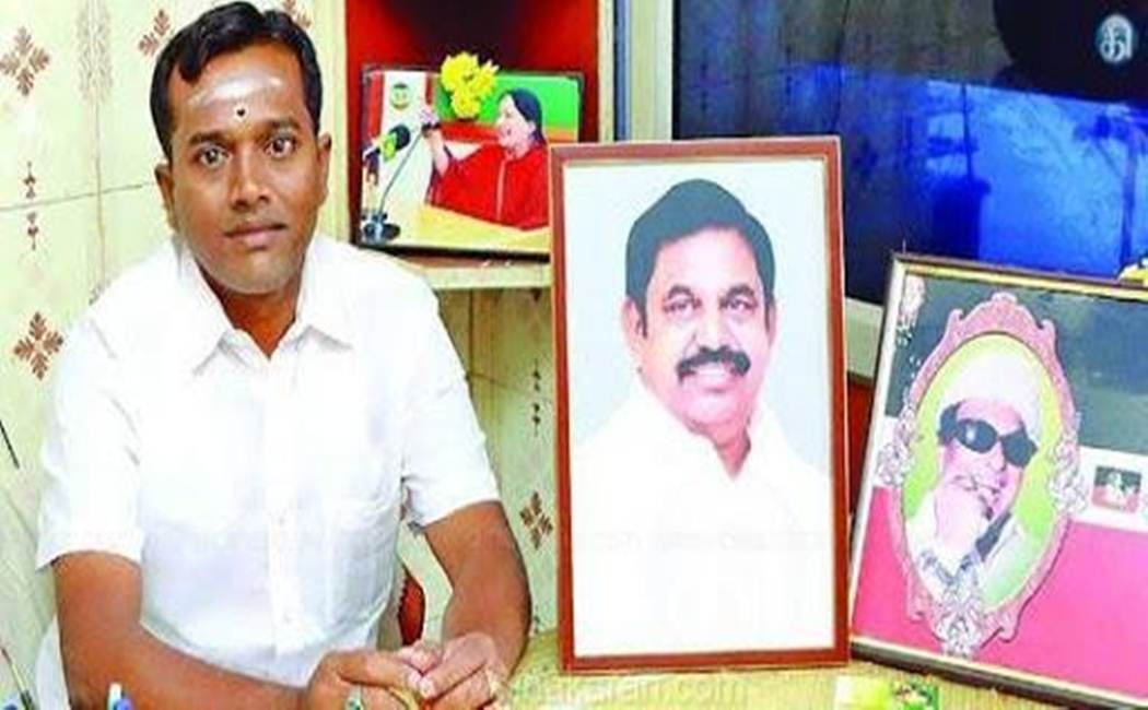 corona virus Impact - ADMK Personality Surrenders issue