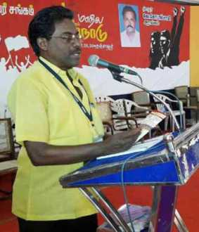 writer mathukoor ramalingkam speech