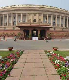 parliament secretary announced plastic did not used in parliament house