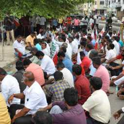 Tasmac employee association demand various things