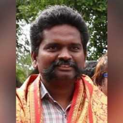 Tamil League district secretary arrested for insulting the national flag and posting on Facebook