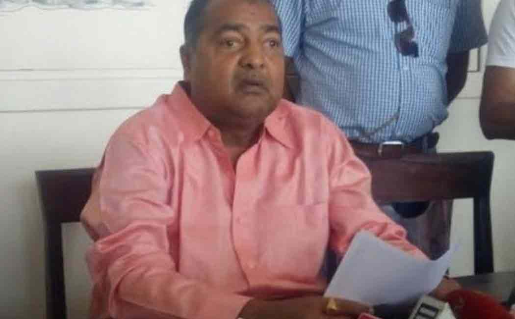 bjp leader controversial statement about hathras accused