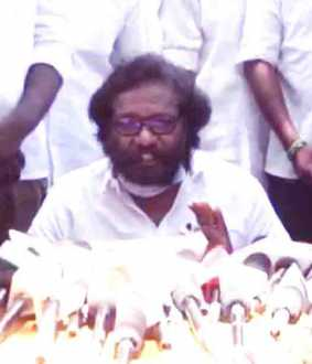 actor karunas