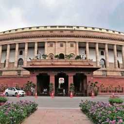 parliament winder season over for today lok sabha 14 bills passed, rajya sabha 15 bills passed