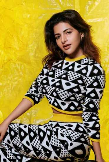 Iswarya Menon New Photos