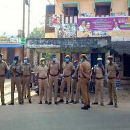 cuddalore admk party leaders police investigation