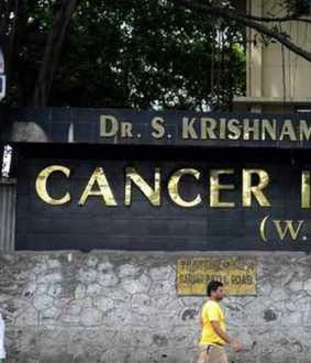 Corona' for cancer treatment in Chennai