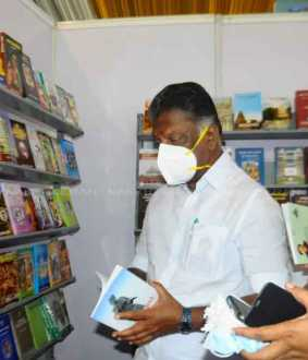 Chennai Book Fair has started! (Pictures)