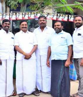 Welcome Sasi ... Exciting AMMK!