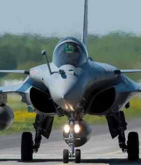 rafale may join iaf in september